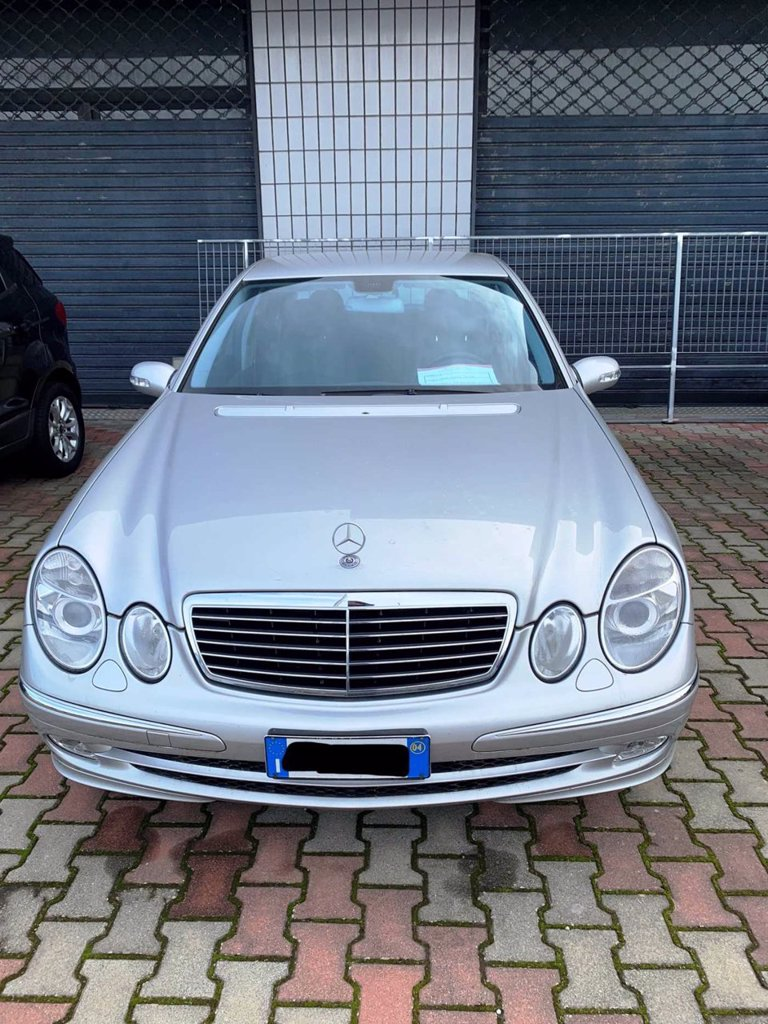 MERCEDES E 220 CDI cat Elegance